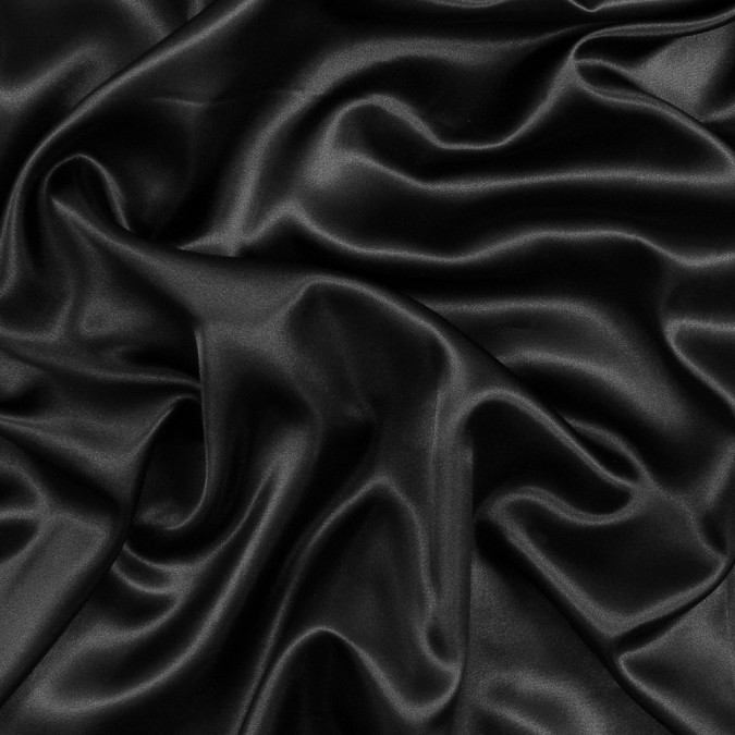 black satin faced polyester lining 319592 11