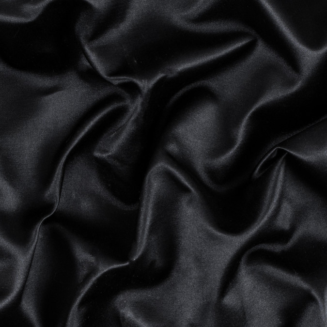 black silk and cotton dual satin pv9300 black 11