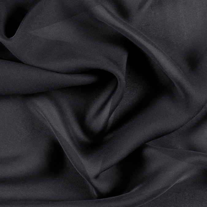 black silk double georgette pv6000 196 11