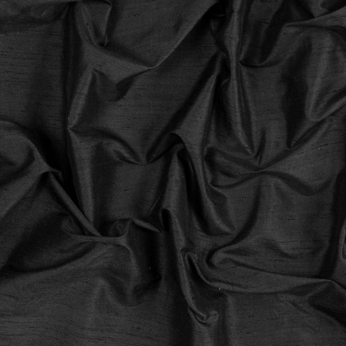 black silk shantung fs23557 11