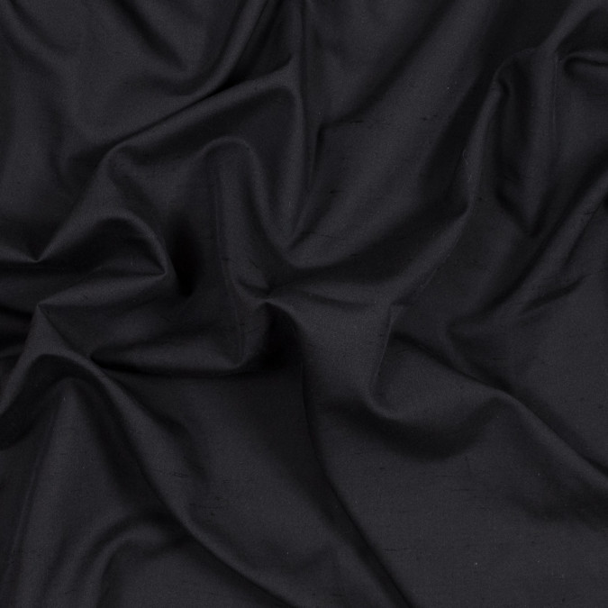 black silk shantung fs23562 11