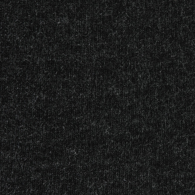 black silver wool lurex knit fw22534 11