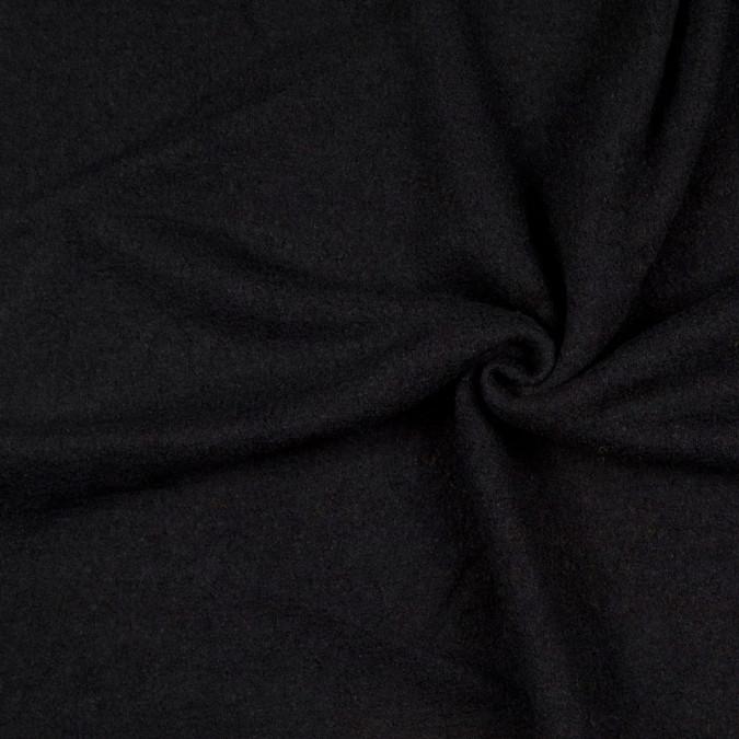 black solid boiled wool fr18584 11
