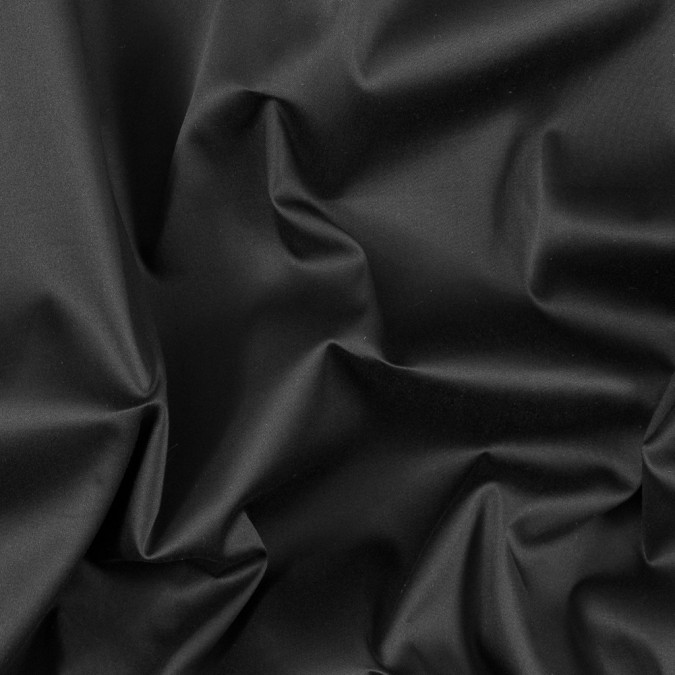 black stretch cotton sateen 303353 11