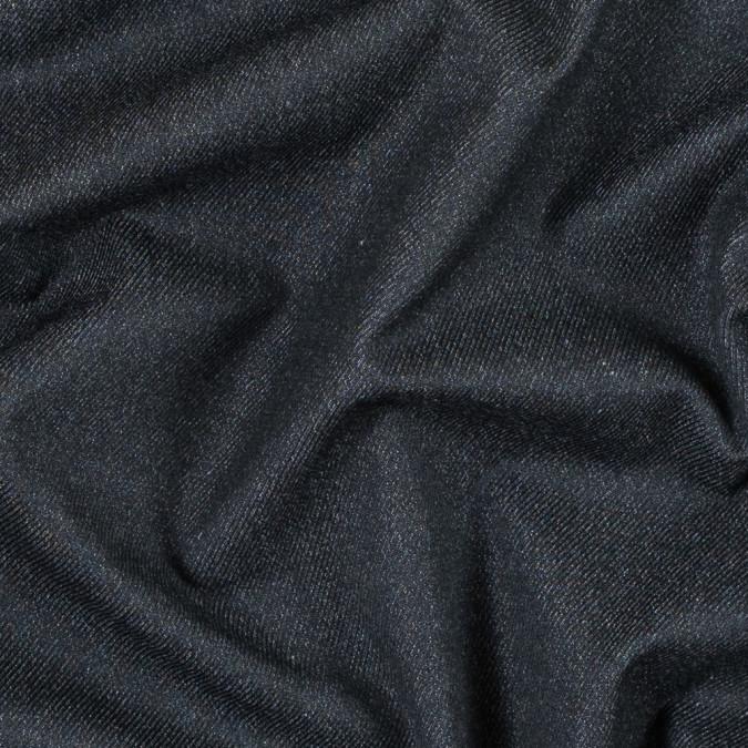 black stretch cotton twill 314512 11