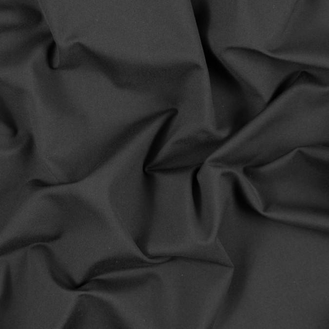 black stretch eclon jersey 312554 11
