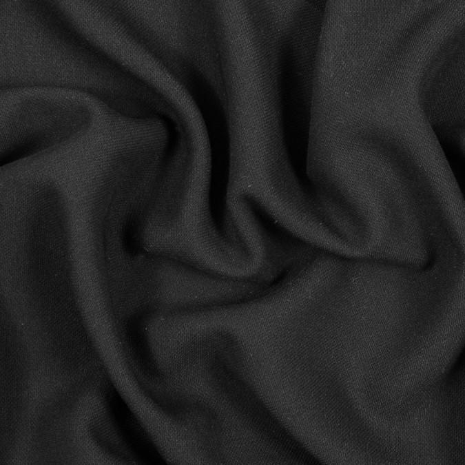 black stretch micro pique 317572 11