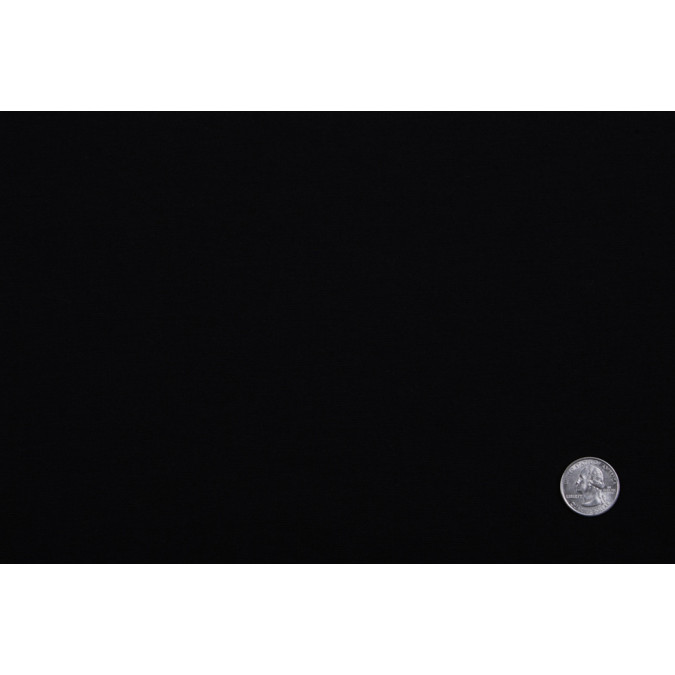 black stretch polyester rayon ponte de roma fp15880 11