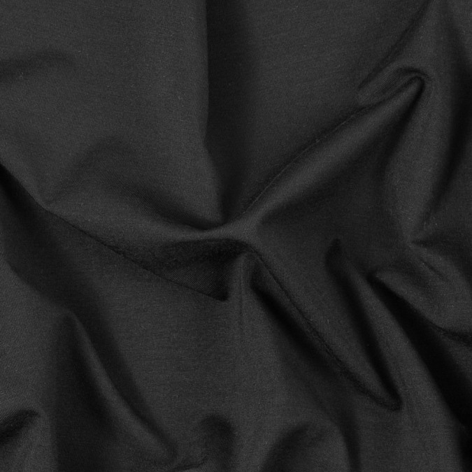 black stretch tencel jersey 312633 11