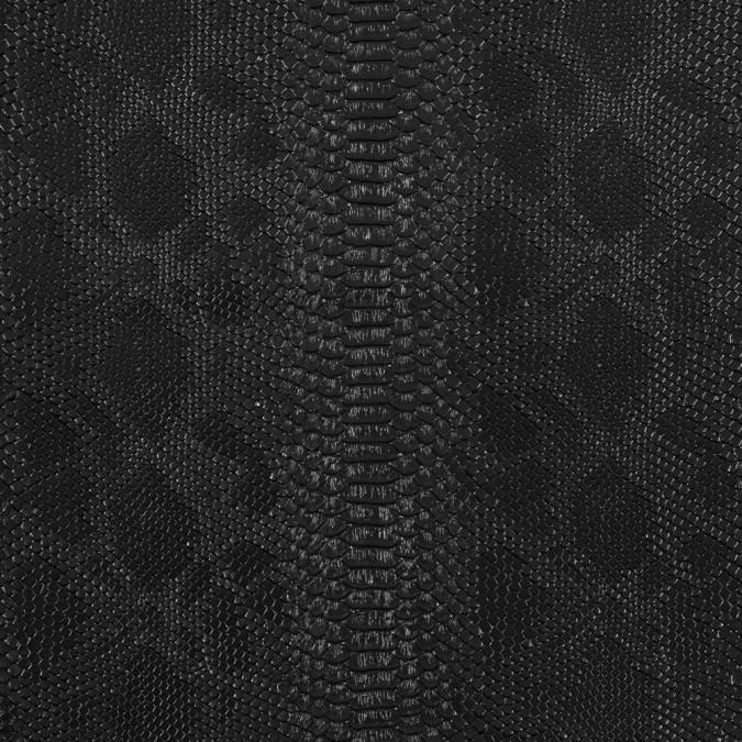 black vinyl snakeskin 312788 11