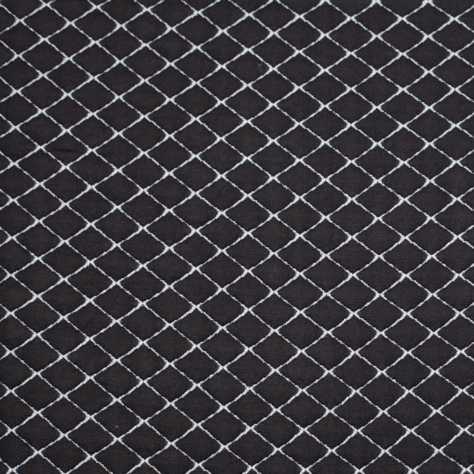 black white two tone polyester quilt 306817 11