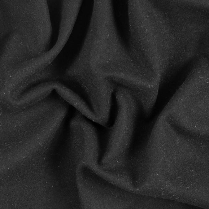 black wiry wool coating 311552 11