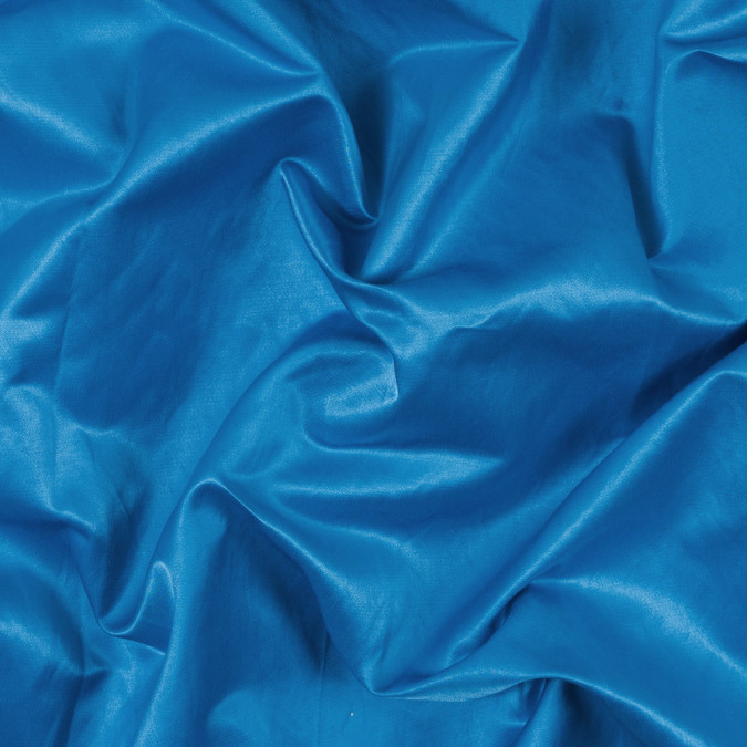 blue atoll blended polyester satin 312172 11