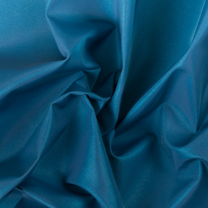 blue color reflective fabric 111225 11