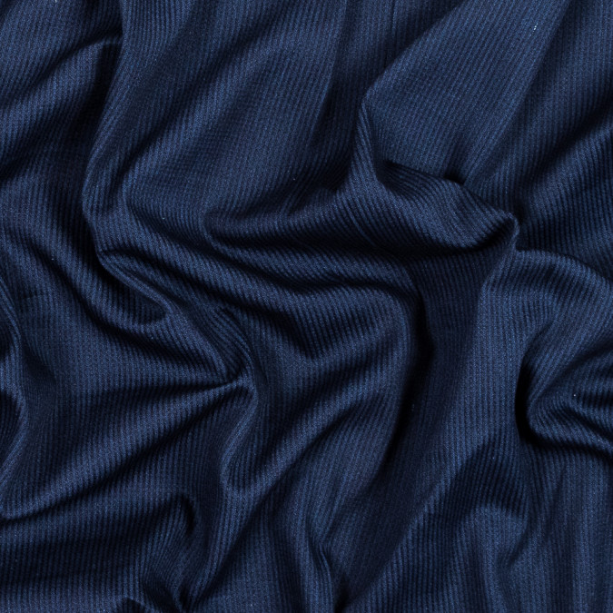 blue eclipse cotton woven with raised black stripes 318855 11