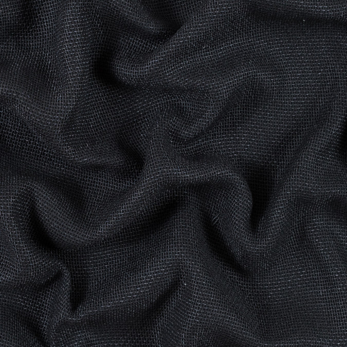 blue graphite rayon and polyester crepe 315121 11