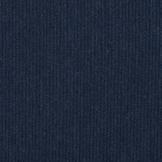blue night heavy ribbed wool coating 313975 11