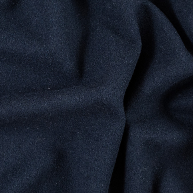 blue nights brushed twill wool coating 315186 11