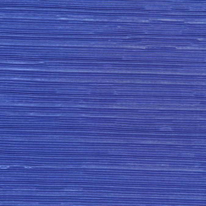 blue polyester plise fp18890 11