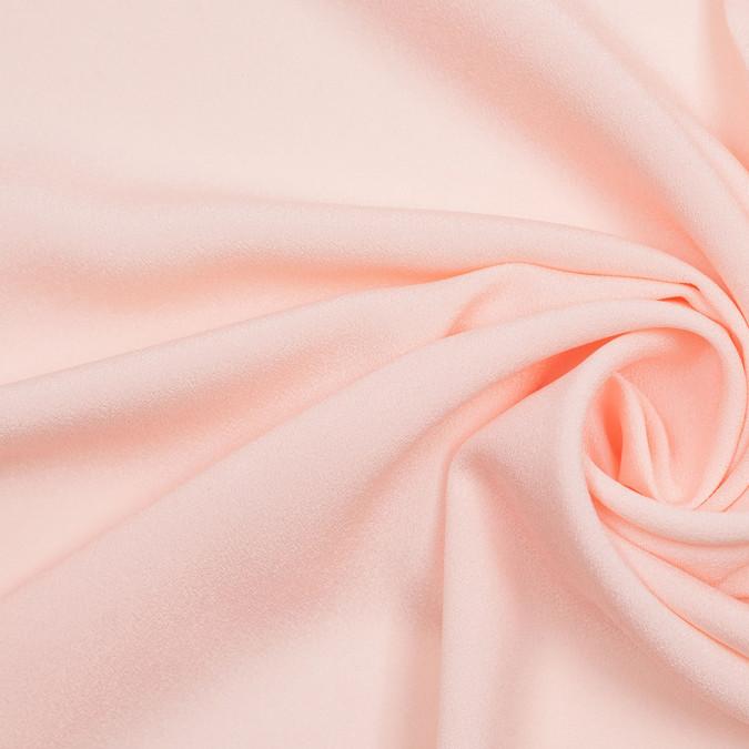 blush mechanical stretch polyester crepe de chine 306655 11