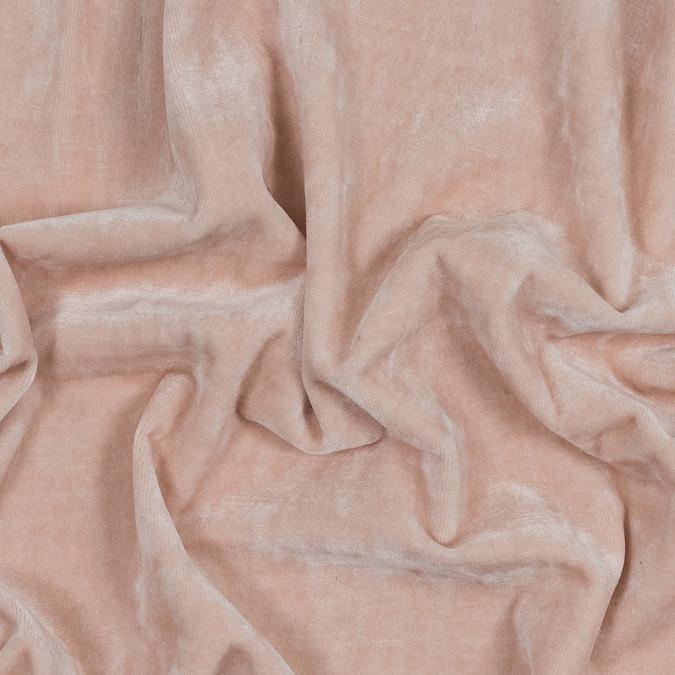 blush pink cotton velveteen 319337 11