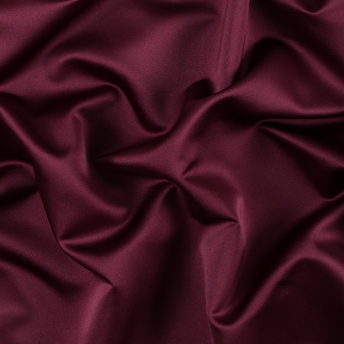 bordeaux polyester satin 313318 11