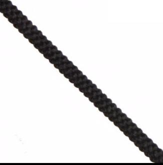 braided cord 682 bk
