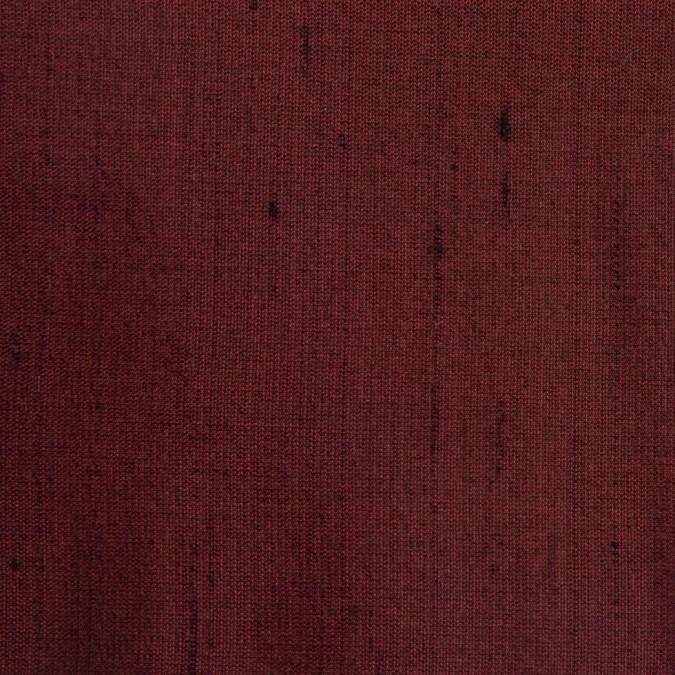 bright burgundy solid shantung dupioni fs36003 2006 11