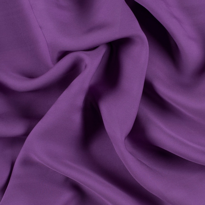 bright purple silk double georgette pv6000 155 11