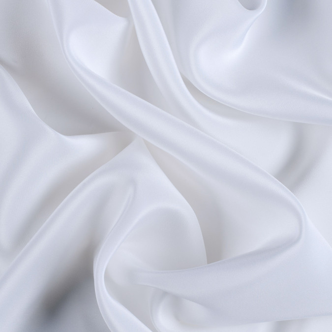 bright white silk crepe de chine pv1200 101 11