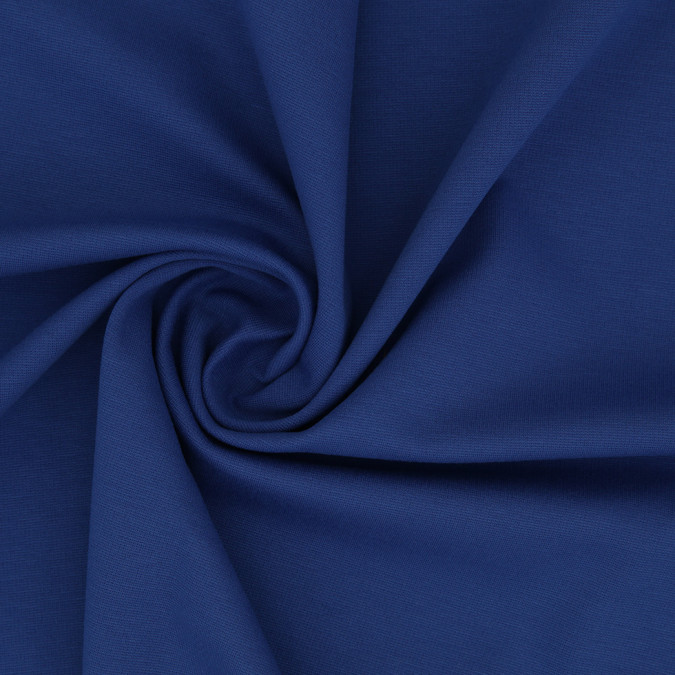 brite royal blue stretch nylon rayon ponte roma 306743 11