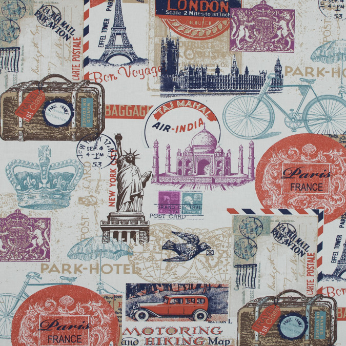 british around the world printed cotton canvas awg593 11