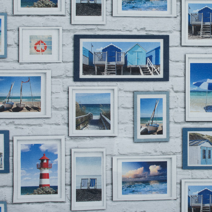 british blue beach portraits printed cotton canvas awg596 11
