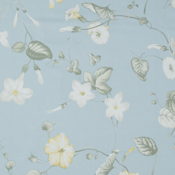 british forget me not floral printed cotton canvas awg609 11