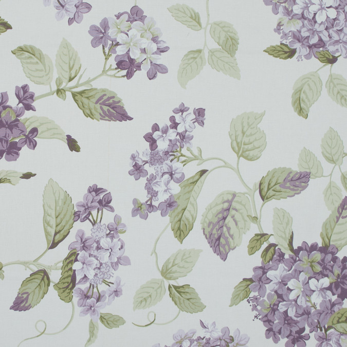 british lavender floral printed cotton canvas awg605 11