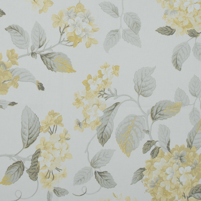 british lemon floral printed cotton canvas awg606 11
