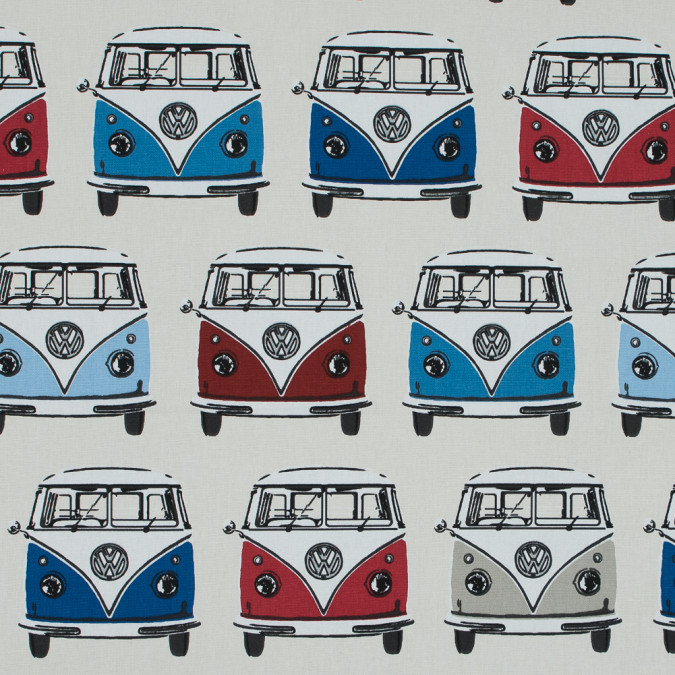 british nautical volkswagon printed cotton canvas awg558 11