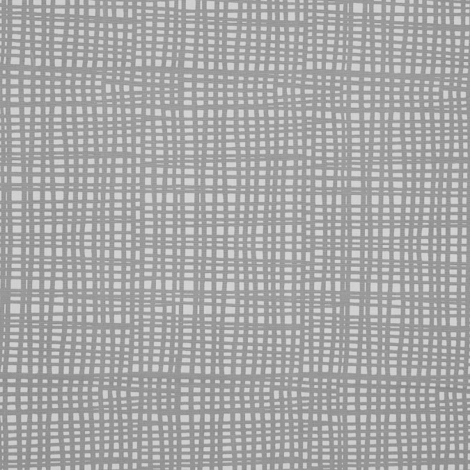 british slate grid printed cotton canvas awg970 11