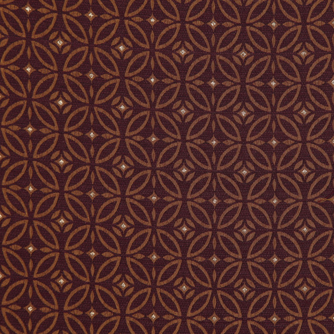 brown and gold geometric poly brocade fp19517 11
