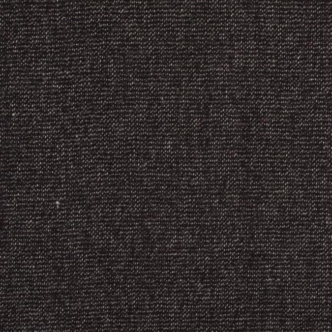 brown and white speckled wool tweed 317235 11