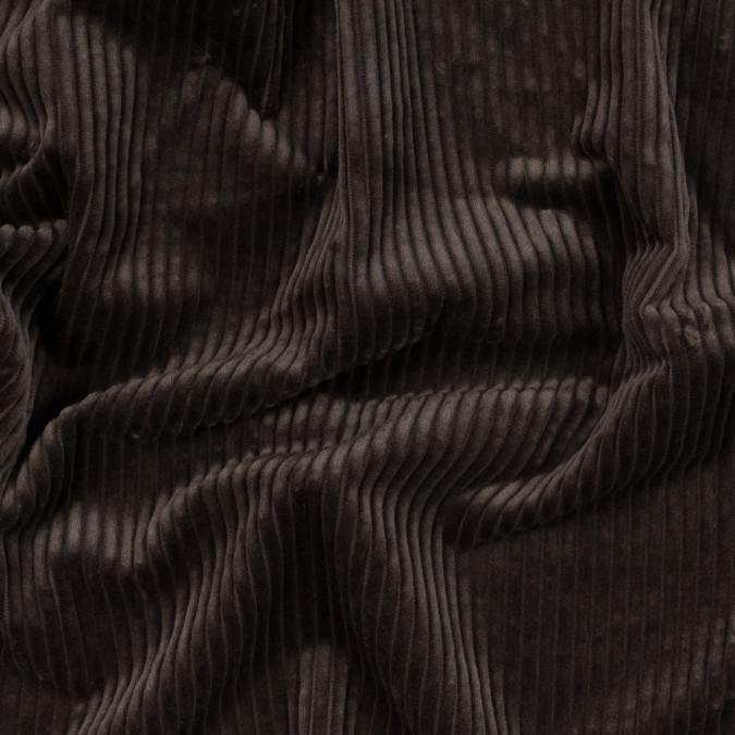 brown ribbed cotton velveteen 318971 11