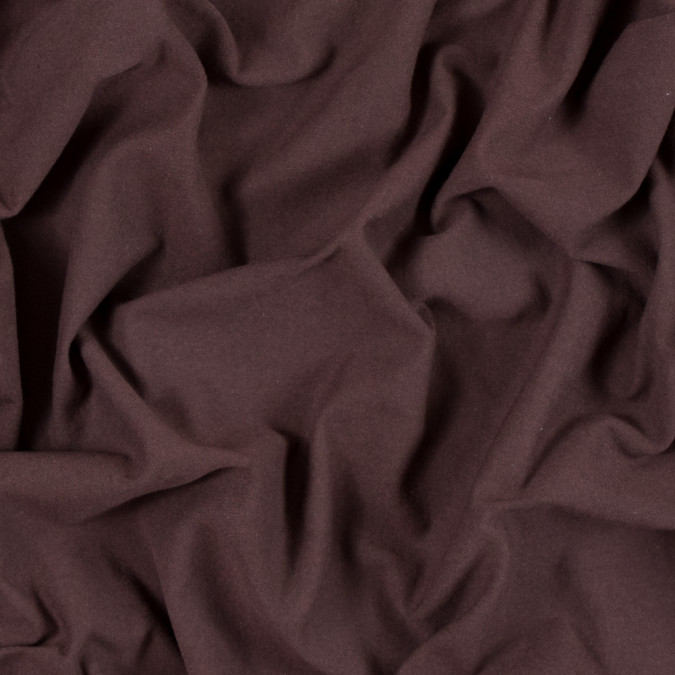 brown solid cotton jersey 313357 11