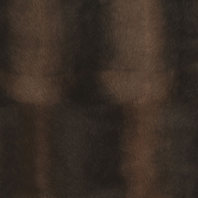 brown solid faux fur fp25212 11