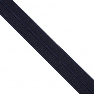 button hole elastic blue