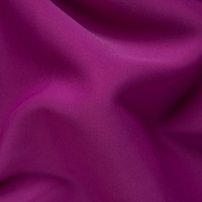 byzantium purple stretch polyester double cloth 309951 11