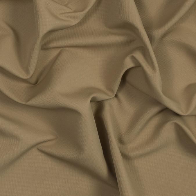 camel beige polyester dobby jacquard 319096 11
