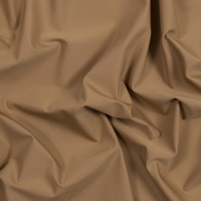 camel brown stretch twill 317378 11