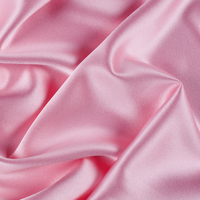 candy pink silk crepe back satin pv8000 114 11