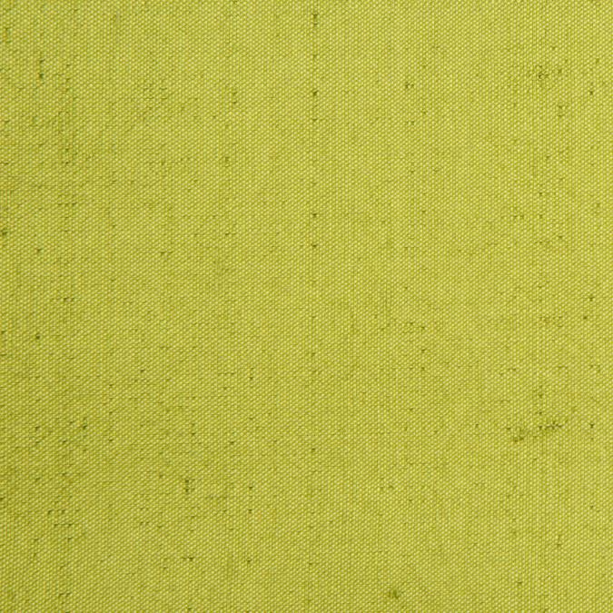 capri kiwi solid shantung dupioni fs36003 1010 11