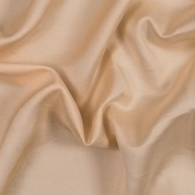 caramel cream silk shantung fs23552 11